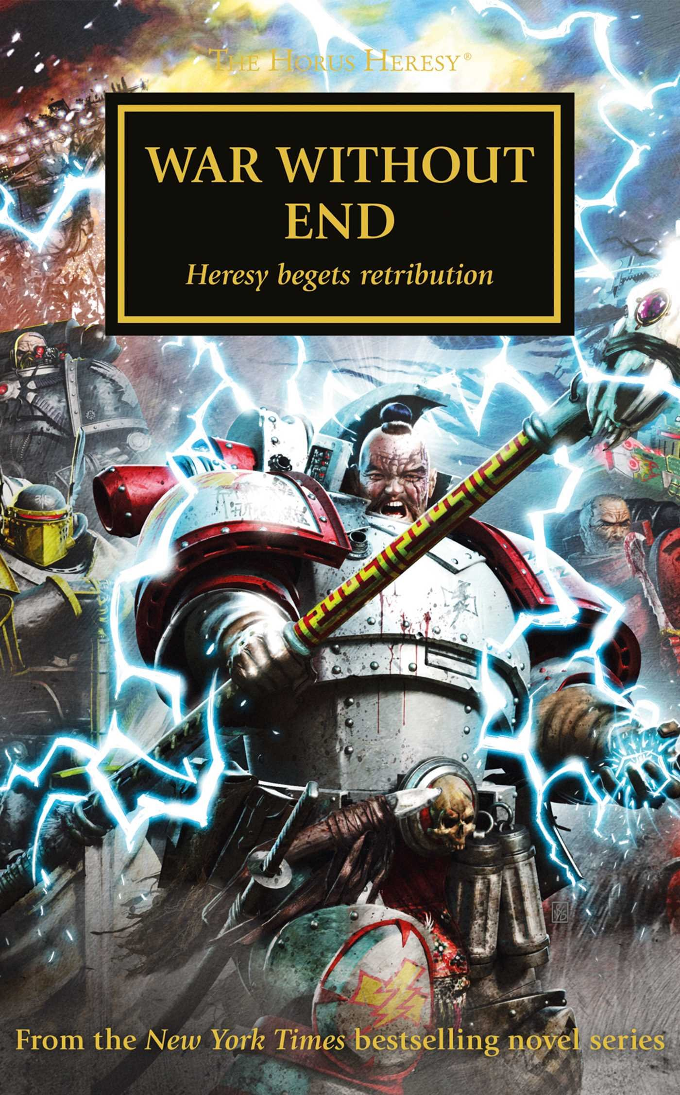 are the horus heresy books good