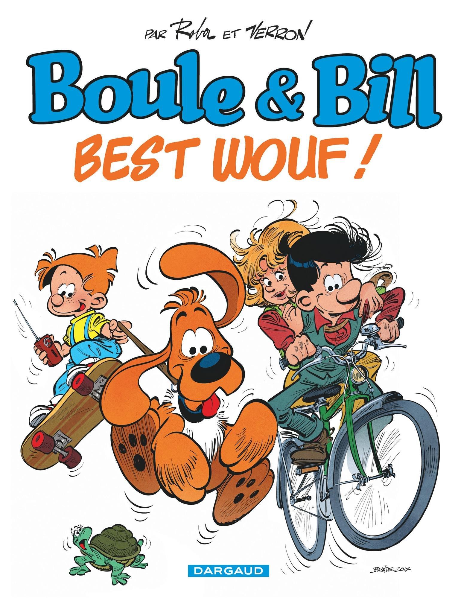 Read Online Boule & Bill - roman : Best Wouf PDF
