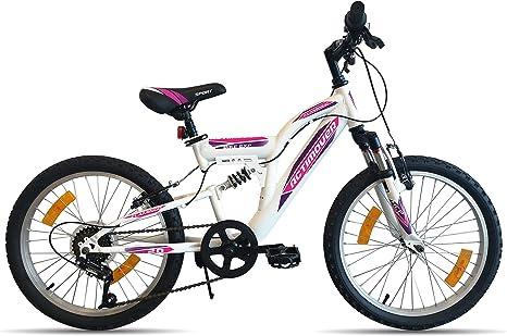 Flamingo Actimover - Bicicleta de niña con Horquilla telescópica ...