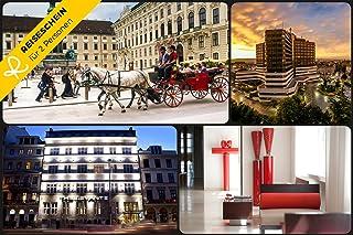 Luce del viaggio–3giorni di lusso per due im * * * * * Hotel The Levante Parliament in Wien erleben–Hotel Buono Buono kurzreise kurzurlaub viaggio regalo