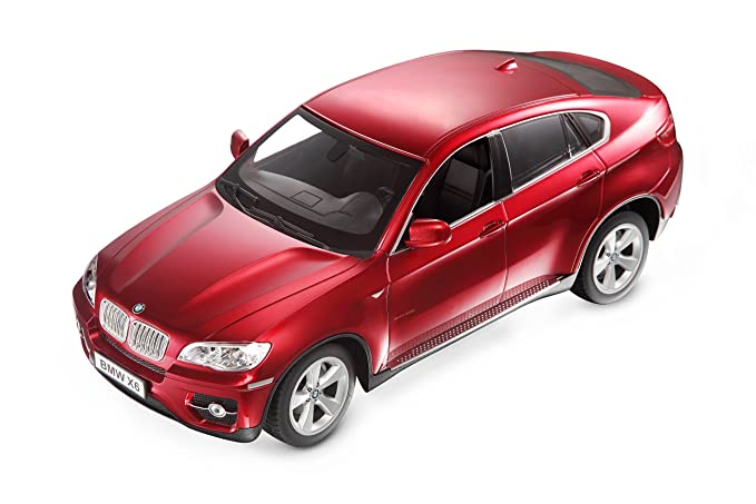 Amazon Com Icess Bmw X6 Icess App Controlled Car Red Cell Phones