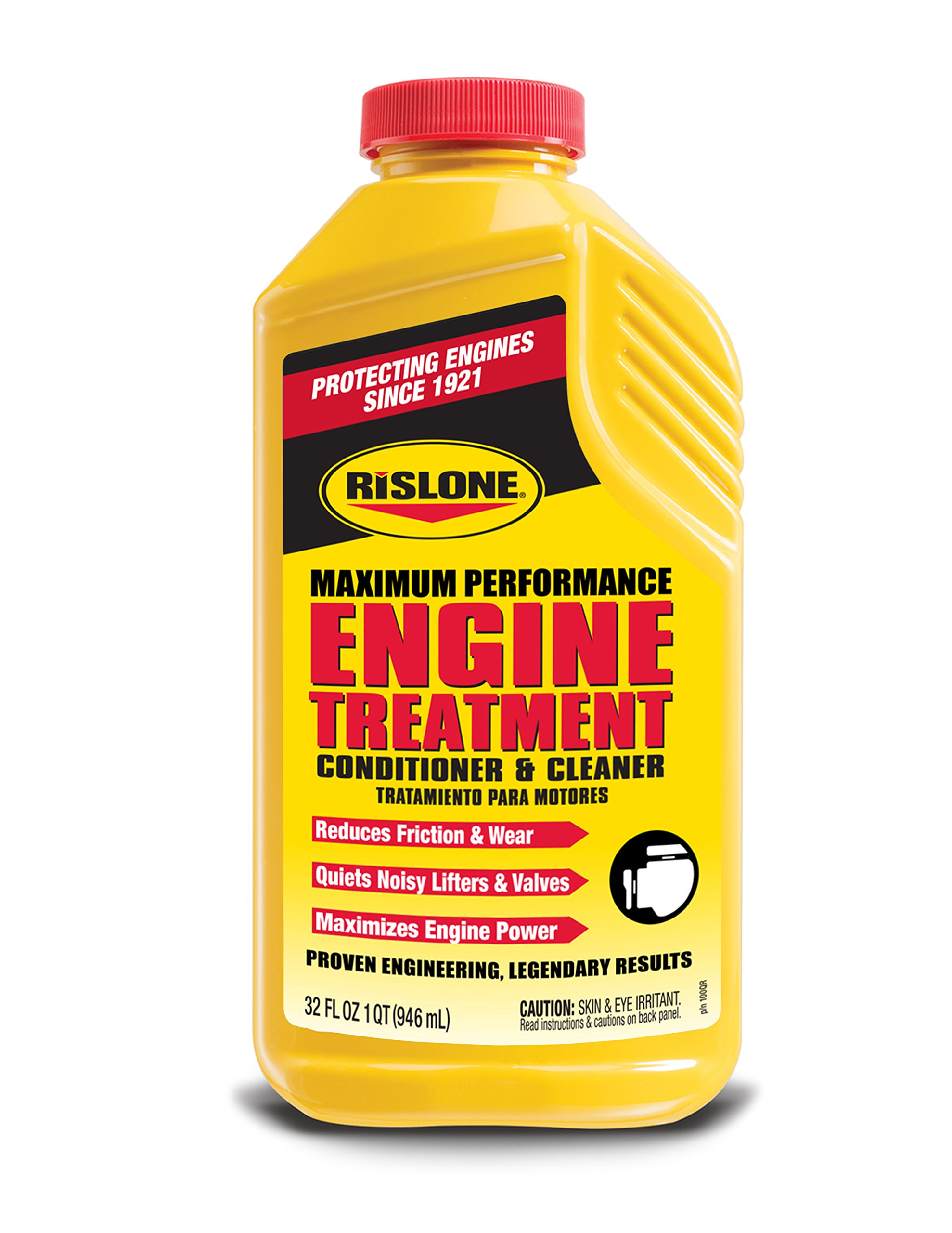 Rislone 100QR-6PK Engine Treatment - 32 oz., (Pack of 6)