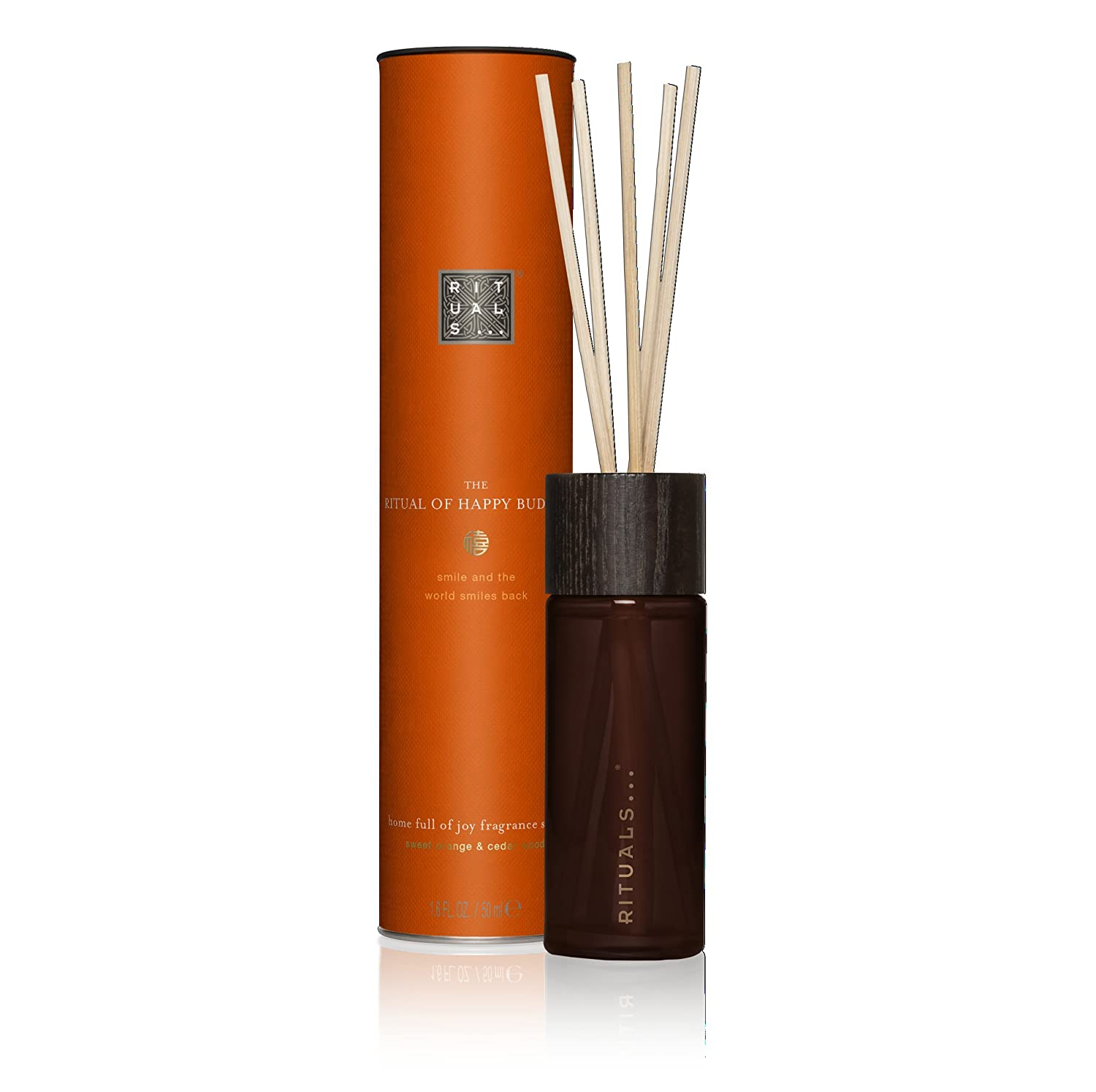 RITUALS The Rituals of Happy Buddha Mini Fragrance Sticks, 1.6 Fl oz