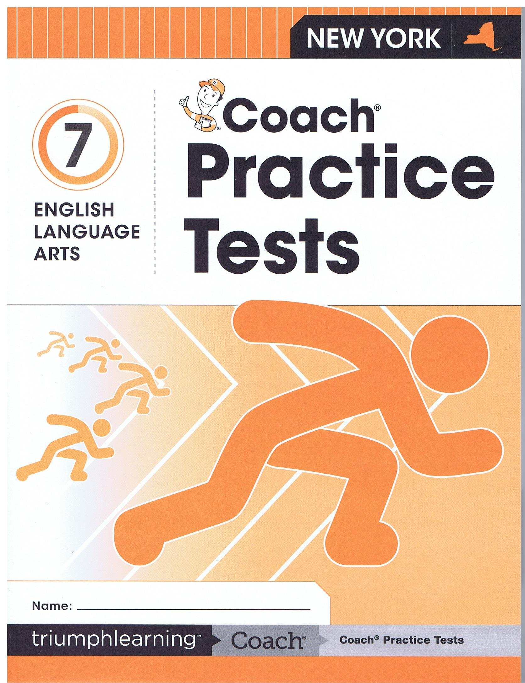 New York Coach Practice Tests ELA Grade 7 pdf epub