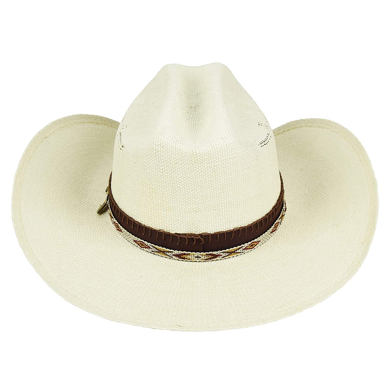 Renegade by Bailey Seminole Western Hat Ivory