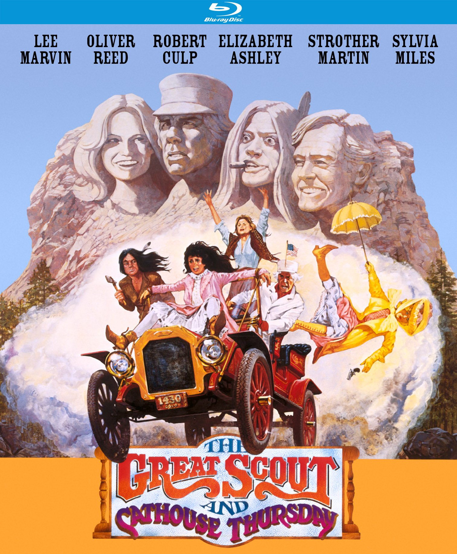 The Great Scout and Cathouse Thursday [Blu-ray] by Kino Classics