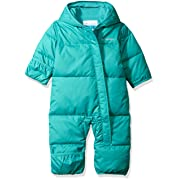 Columbia Kid's Snuggly Bunny Bunting Outerwear, Pacific Rim, 0-3 Months