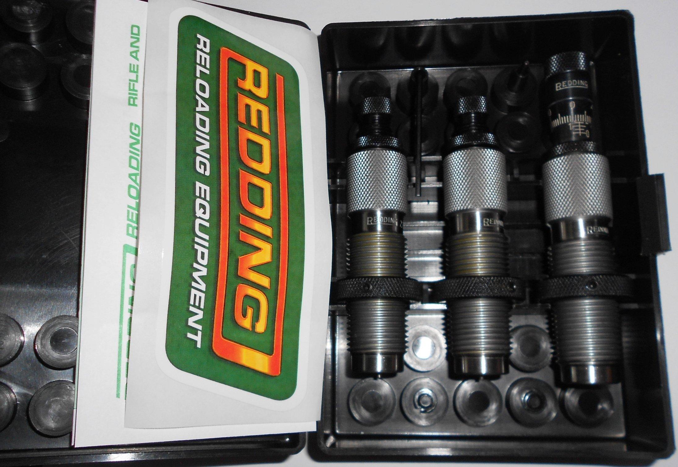 Redding Premium Series Deluxe 3-Die Set 223 Remington