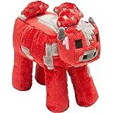 "JINX Minecraft 9"" Mooshroom Plush Stuffed Toy (Unboxed with Hang Tag)"