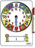 Eduplay 120129 - Orologio manuale per imparare a leggere l'ora