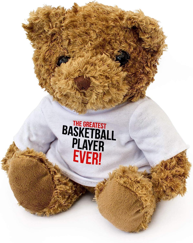 Gran Jugador de Baloncesto Ever – Oso de Peluche – Lindo Suave ...