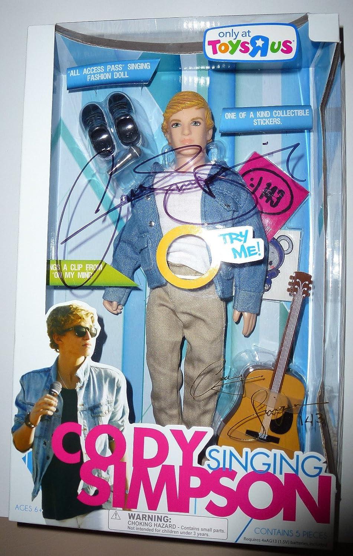 Cody Simpson Singing Doll Sings IYIYI