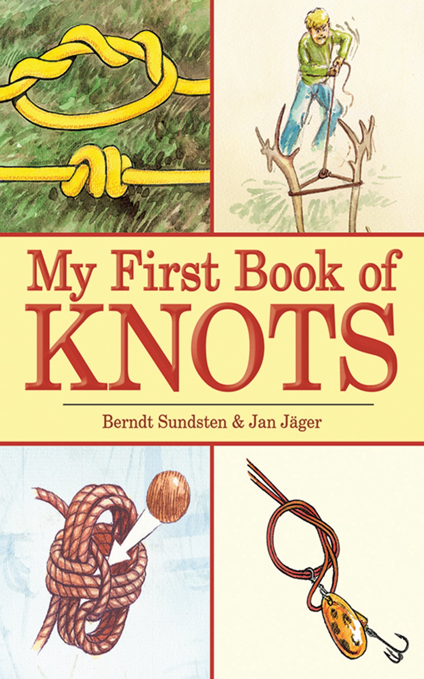 My First Book of Knots (My First Book Of... (Skyhorse)) by SKYHORSE