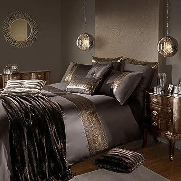 Kylie Minogue At Home Phoenix - Funda de edredón para cama individual, color bronce