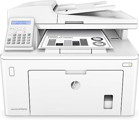 HP Laserjet Pro MFP M227fdn – Impresora láser multifunción (LAN ...