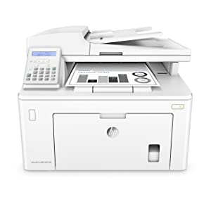 HP LaserJet Pro M227fdn All in One Laser Printer with Print Security, Amazon Dash Replenishment ready (G3Q79A). Replaces HP M225dn Laser Printer