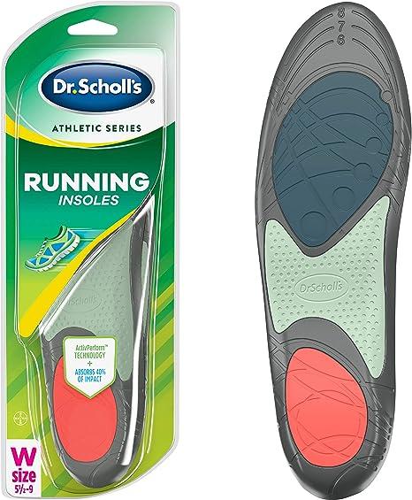Dr. Scholls Athletic Series - Plantillas para correr para mujer ...
