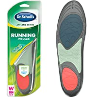 Dr. Scholl's RUNNING Insoles // Reduce Shock and Prevent Common Running Injuries...