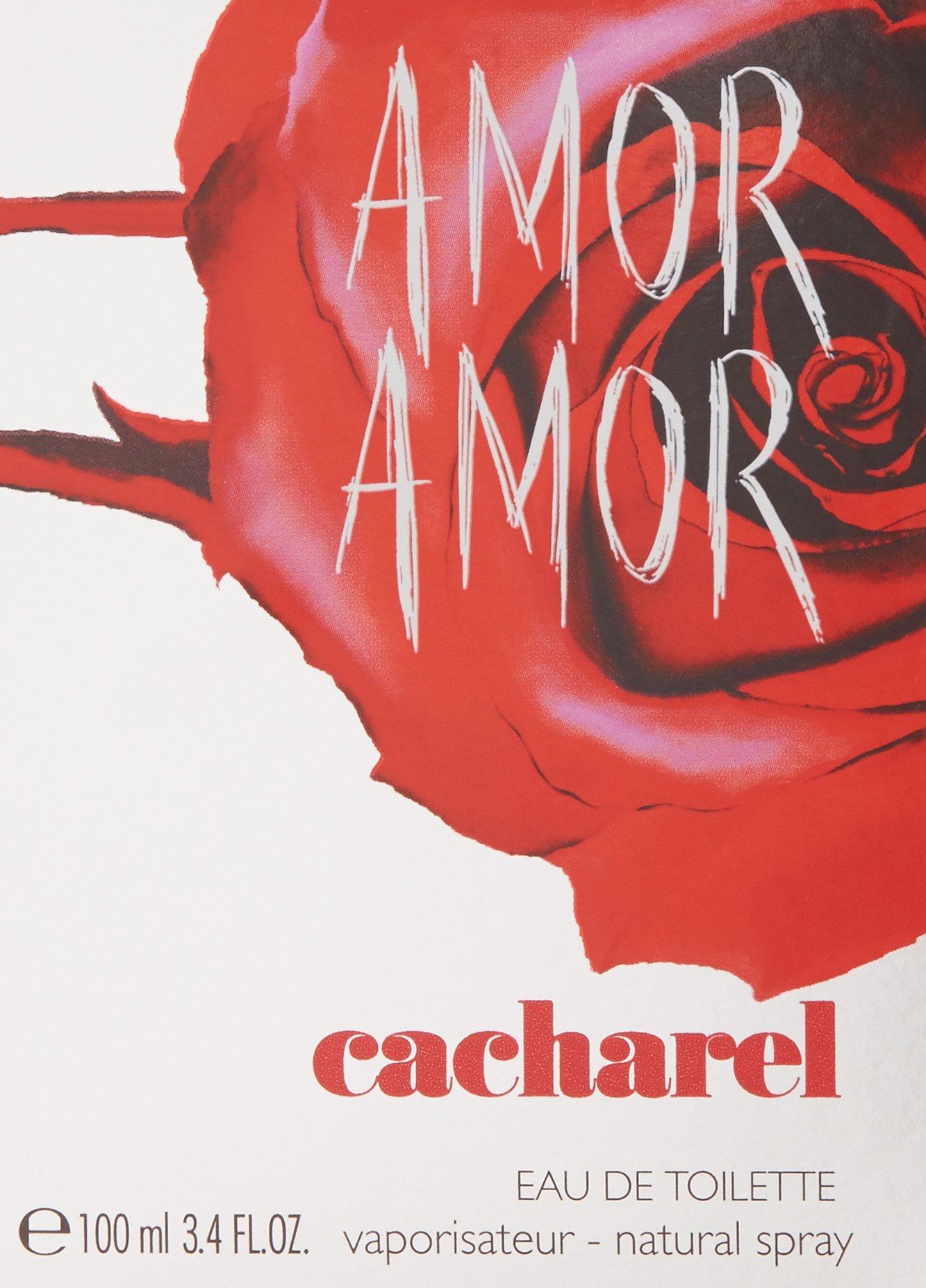 Cacharel Amor Amor Eau de Toilette Spray, 3.4 Fl Oz by Cacharel (Image #3)