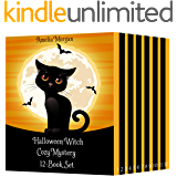 Halloween Witch Cozy Mystery 12-Book Set