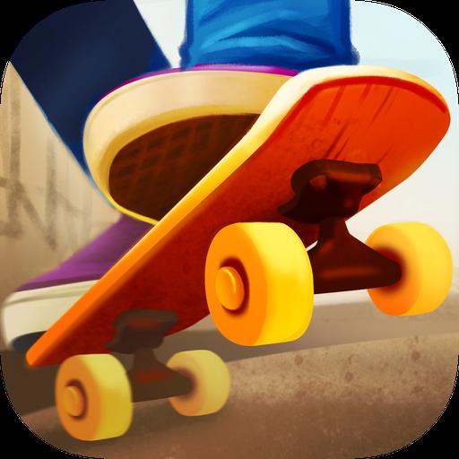 Skateboarding Longboard - 4