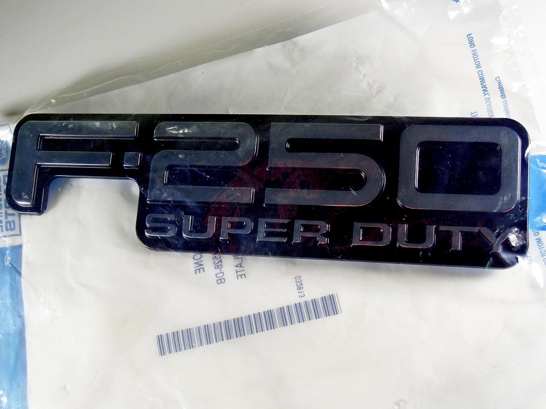 1999 2000 2001 2002 2003 2004 Ford F 250 Super Duty Tailgate Emblem Oem New Automotive
