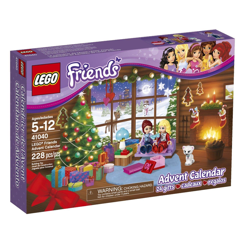 Lego Friends 41040 - Advent Calendar 15940042X063LTG