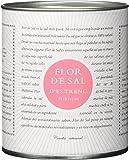 Gusto Mundial Flor de Sal Hibiscus - Bio -, Meersalz mit Hibiskusblüte 1er Pack (1 x 150 g)