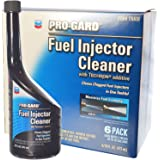 Chevron PRO-GARD Fuel Injector Cleaner with Techron (6-bottle pack)
