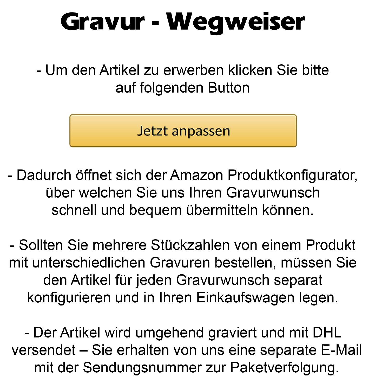 """Troika Schlüsselanhänger Schlüsselhalter /""""PATENT/"""" mit persönlicher Laser-Gravur"""