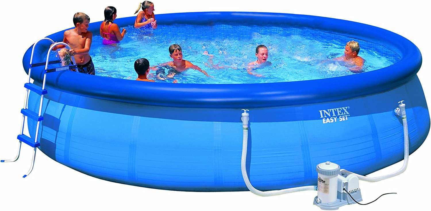Intex 56905GS - Piscina Easy Set con depuradora549 x 122 cm ...