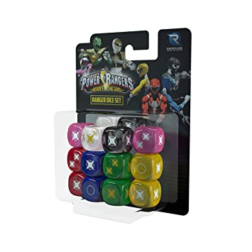 Renegade Game Studios: Power Rangers Heroes of The Grid ...