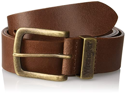 seleziona per il meglio originale a caldo alta qualità Wrangler Metal Loop Belt Cintura Uomo