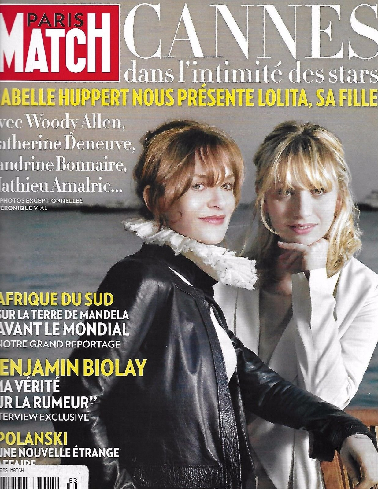 Read Online Paris Match French magazine May 20 2011 Cannes ebook
