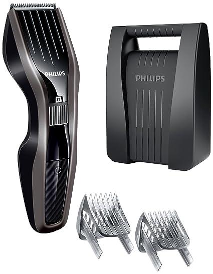 Philips HC5438 80 - Cortapelos con cuchillas de acero inoxidable y  tecnología Dual Cut 40348135a0be