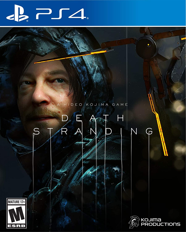 Amazon com: Death Stranding - PlayStation 4: Sony