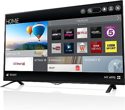 Lg - TV 42Ub820V: Amazon.es: Electrónica