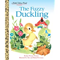 Image for The Fuzzy Duckling (Little Golden Book)