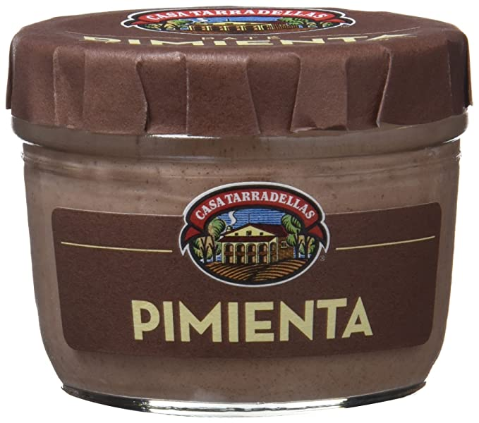 Patés - Paté Pimienta Casa Tarradellas, 125 g - , Pack de 6 ...