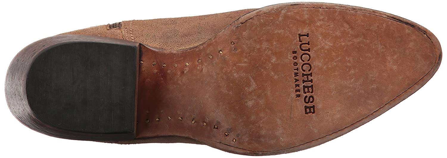 Lucchese Bootmaker Women's Gia Ankle Boot B0752YY9NW 9 B(M) US Natural Printed