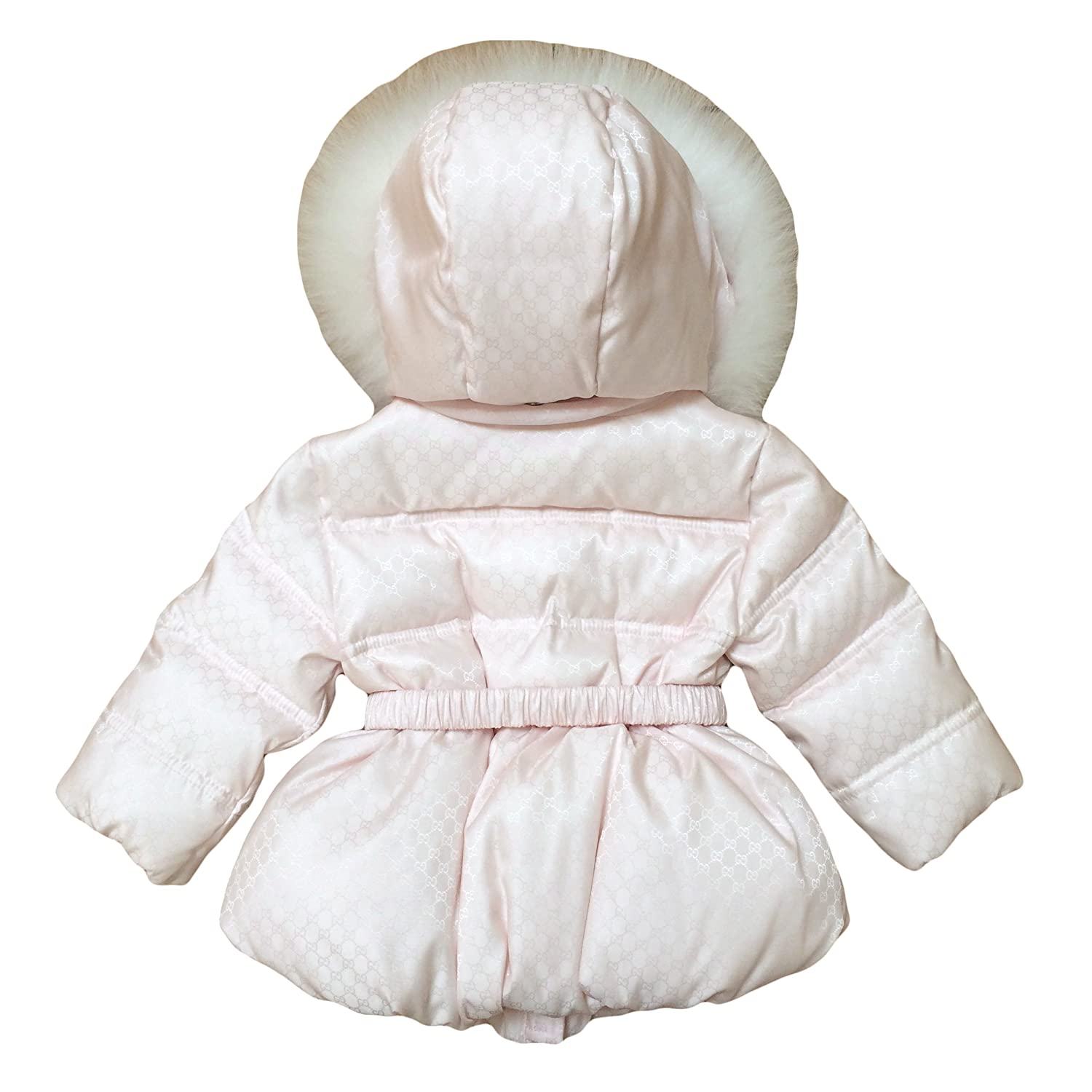 cece5adf7 Amazon.com: Gucci Baby Girl Down Coat (6/9m): Infant And Toddler Coats:  Clothing