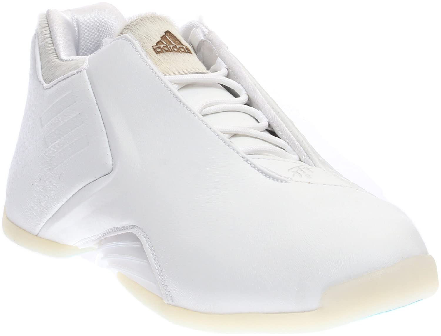 b09e6ed2622 adidas Tmac 3 Basketball Glow in The Dark Men s Shoes Size  Amazon.co.uk   Shoes   Bags