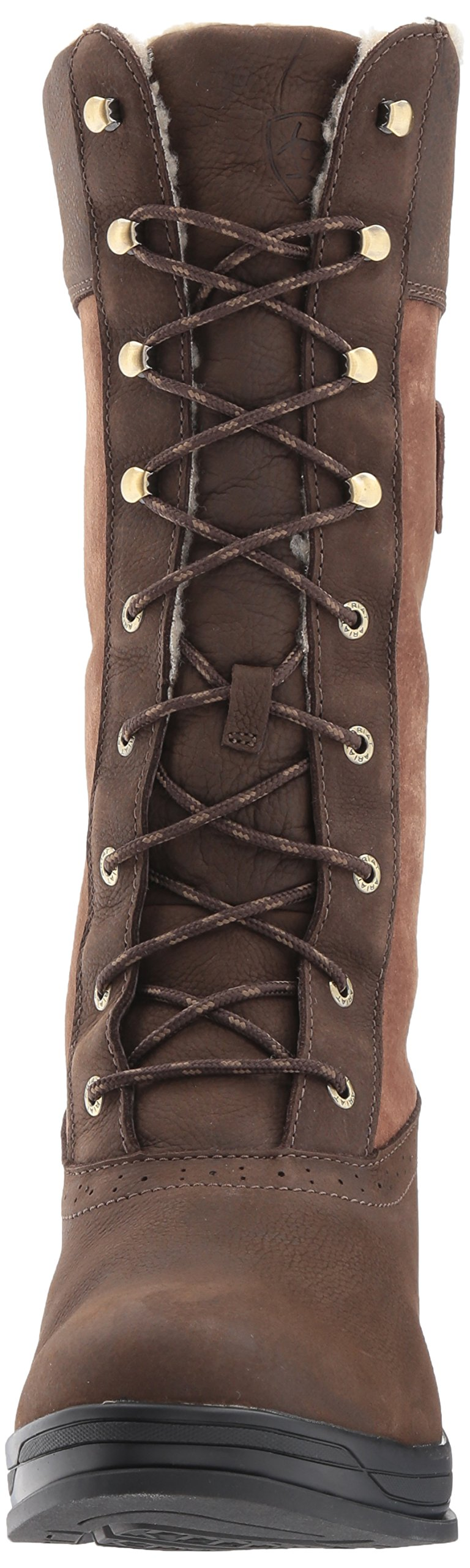 Ariat Women's Wythburn H2O Insulated Country Boot, Java, 7.5 B US by Ariat (Image #4)