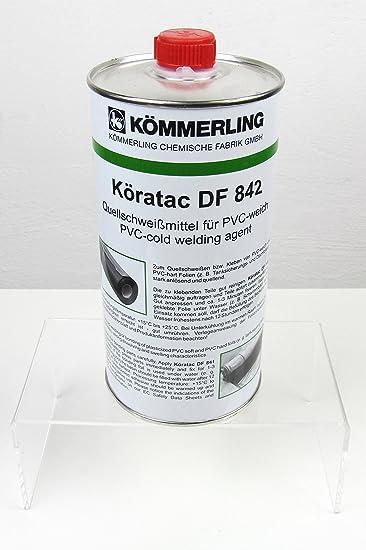 1 Dose 800gr Koratac Kaltschweissmittel Zum Verkleben Von Weich Pvc
