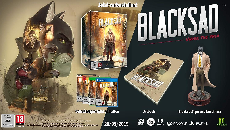 #Videojuego Blacksad: Under the skin Collector Edition por 104,49€ ¡¡Ahorras 16€!!