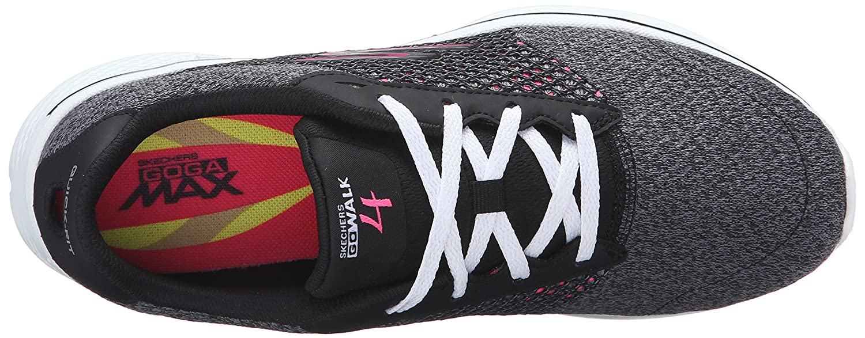 Femme Basses 4 Baskets Skechers Exceed Gowalk Skechers qx8Twzgg
