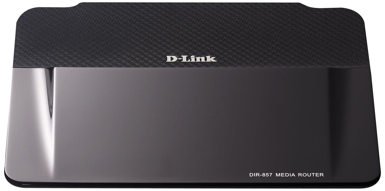 D-Link DIR-857 WiFi Ethernet Negro - Router (0-40 °C, 10-95 ...