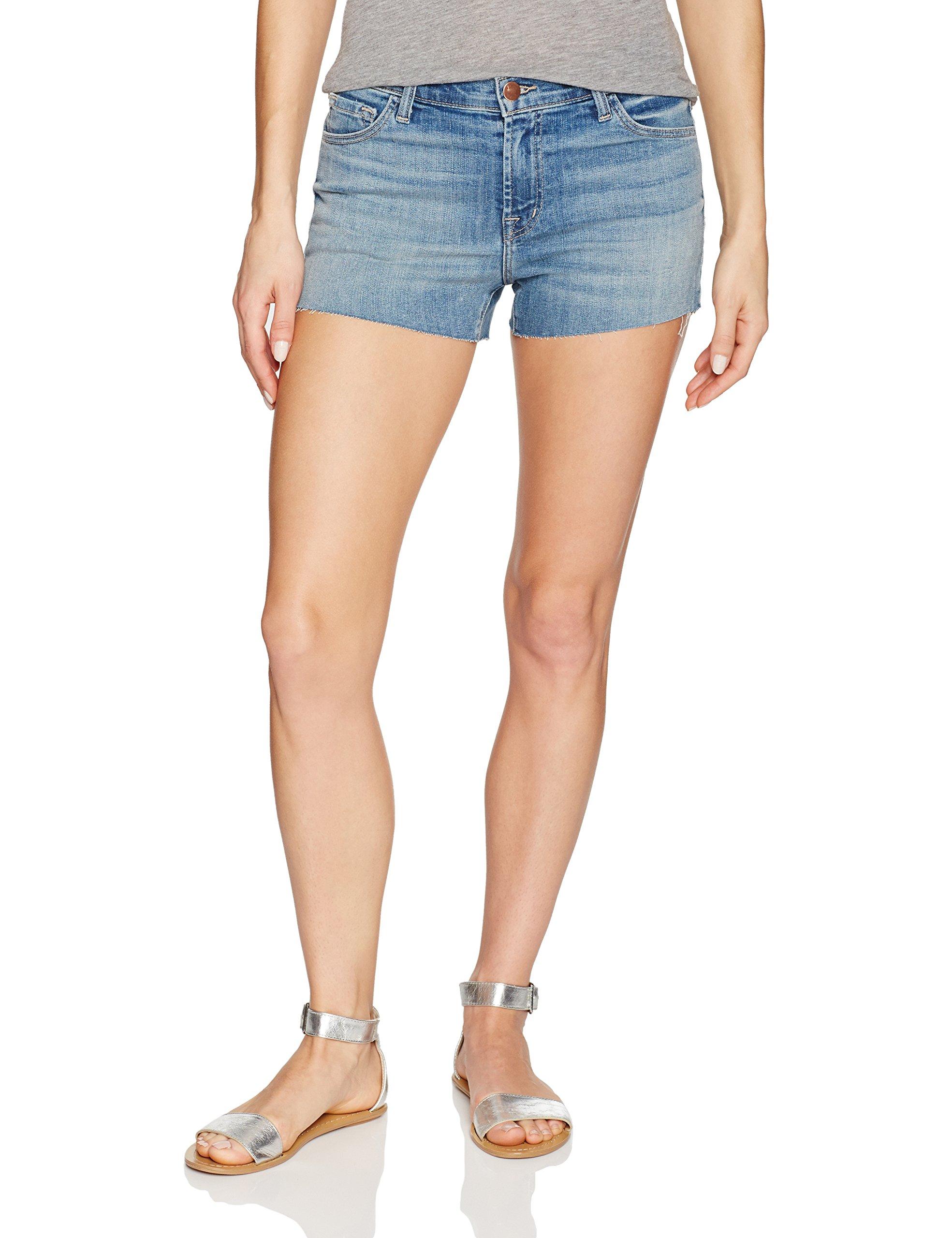 J Brand Jeans Women's 1044 Mid Rise Short, Adventure, 27
