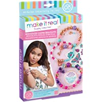 Make It Real – Bedazzled! Charm Bracelets - Blooming Creativity. DIY Charm Bracelet Making Kit for Girls. Arts and…
