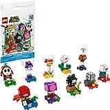 LEGO Kit de construcción Super Mario™ 71386 Packs de Personajes: Serie 2; Regalos Divertidos para niños